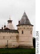 Купить «Ростовский Кремль, башни», фото № 39204, снято 10 августа 2006 г. (c) Vladimir Fedoroff / Фотобанк Лори