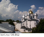 Софийский собор (г. Великий Новгород), фото № 39852, снято 25 июля 2003 г. (c) Евгений Батраков / Фотобанк Лори
