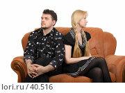 Купить «Поссорились...», фото № 40516, снято 5 мая 2007 г. (c) Вадим Пономаренко / Фотобанк Лори