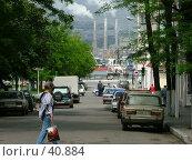 Купить «Новороссийск», фото № 40884, снято 29 мая 2004 г. (c) Александр Демшин / Фотобанк Лори