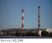 Купить «Воронеж. Вогресс (теплоэлектростанция)», фото № 42244, снято 5 июня 2004 г. (c) Дмитрий Сарычев / Фотобанк Лори