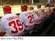Купить «Легендарная сборная СССР по хоккею», фото № 42892, снято 10 сентября 2006 г. (c) 1Andrey Милкин / Фотобанк Лори
