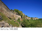 Чуфут-Кале (2007 год). Стоковое фото, фотограф Михаил Баевский / Фотобанк Лори