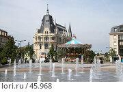 Купить «Площадь. Шартр.», эксклюзивное фото № 45968, снято 6 мая 2007 г. (c) Юлия Кузнецова / Фотобанк Лори