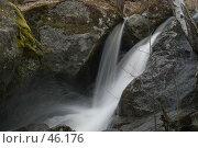 Купить «Лесной ручей», фото № 46176, снято 6 мая 2007 г. (c) Талдыкин Юрий / Фотобанк Лори