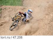 Купить «Неудачное приземление», фото № 47208, снято 27 мая 2007 г. (c) Сергей Лаврентьев / Фотобанк Лори
