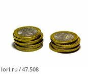 Купить «Монеты», фото № 47508, снято 26 мая 2007 г. (c) Куприянов Евгений / Фотобанк Лори