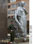 Купить «Зарисовки в День Победы», фото № 48308, снято 9 мая 2007 г. (c) Сергей Байков / Фотобанк Лори