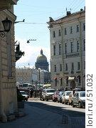 Купить «Санкт-Петербург, городской пейзаж», фото № 51032, снято 28 июня 2005 г. (c) Александр Секретарев / Фотобанк Лори