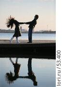 Купить «В любви», фото № 53400, снято 1 апреля 2007 г. (c) Морозова Татьяна / Фотобанк Лори