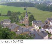 Купить «Пейзаж Бельгия», фото № 53412, снято 7 июня 2007 г. (c) Екатерина Овсянникова / Фотобанк Лори
