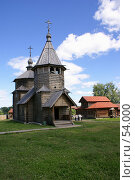 Купить «Суздаль. Музей деревянного зодчества», фото № 54000, снято 11 июня 2007 г. (c) Julia Nelson / Фотобанк Лори