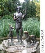 Купить «Статуя Орфея», фото № 54004, снято 10 сентября 2005 г. (c) Елена Руденко / Фотобанк Лори