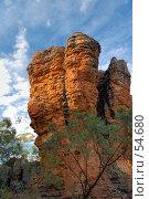 Купить «Оранжевые башни», фото № 54680, снято 4 июля 2007 г. (c) Eleanor Wilks / Фотобанк Лори