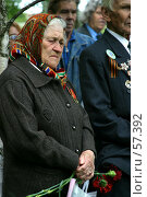Купить «Ветераны», фото № 57392, снято 22 июня 2005 г. (c) Морозова Татьяна / Фотобанк Лори