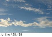 Купить «Небо», фото № 58488, снято 5 июля 2007 г. (c) Владимир Тимошенко / Фотобанк Лори