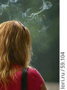 Купить «Вредная привычка», фото № 59104, снято 19 августа 2006 г. (c) Морозова Татьяна / Фотобанк Лори