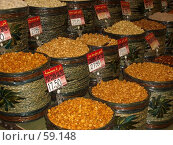 Купить «Базар», эксклюзивное фото № 59148, снято 18 августа 2005 г. (c) Natalia Nemtseva / Фотобанк Лори