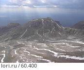 Купить «На склоне вулкана», фото № 60400, снято 11 июня 2007 г. (c) Maxim Kamchatka / Фотобанк Лори