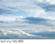 Купить «Небо», фото № 60480, снято 8 июля 2007 г. (c) urchin / Фотобанк Лори