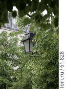 Уличный Фонарь, Париж. Стоковое фото, фотограф Федюнин Александр / Фотобанк Лори