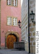 Купить «Улица Праги», фото № 62284, снято 4 июля 2007 г. (c) Юлия Перова / Фотобанк Лори
