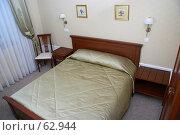 Купить «Интерьер двухместного гостиничного номера», фото № 62944, снято 24 июня 2007 г. (c) Harry / Фотобанк Лори
