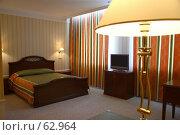 Купить «Интерьер гостиничного номера в Перми», фото № 62964, снято 24 июня 2007 г. (c) Harry / Фотобанк Лори