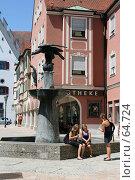 Купить «Германия. Донауворс. Городской пейзаж», фото № 64724, снято 16 июля 2007 г. (c) Александр Секретарев / Фотобанк Лори