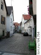 Купить «Германия. Таубербисчотшейм. Городской пейзаж», фото № 64764, снято 16 июля 2007 г. (c) Александр Секретарев / Фотобанк Лори