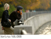 Купить «Autumn walk», фото № 66088, снято 3 октября 2005 г. (c) Морозова Татьяна / Фотобанк Лори