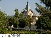 Купить «Дом в Крыму», фото № 66664, снято 2 июня 2007 г. (c) Алексей Судариков / Фотобанк Лори