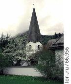Купить «Церковь», фото № 66956, снято 10 мая 2006 г. (c) Алена Сафронова / Фотобанк Лори