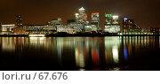 Причал. Ночной вид. Стоковое фото, фотограф Дмитрий Гришин / Фотобанк Лори