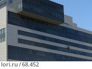 Купить «Мойщик окон», фото № 68452, снято 5 апреля 2007 г. (c) Николай Богоявленский / Фотобанк Лори