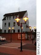 Купить «Германия. Хилдесхейм. Городской пейзаж», фото № 70212, снято 11 июля 2007 г. (c) Александр Секретарев / Фотобанк Лори