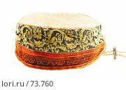 Купить «Сувенирный головной убор», фото № 73760, снято 30 июля 2007 г. (c) Анатолий Теребенин / Фотобанк Лори