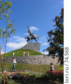 Купить «Памятник Салавату Юлаеву, г. Уфа», фото № 74568, снято 14 августа 2007 г. (c) Талдыкин Юрий / Фотобанк Лори