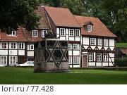 Купить «Германия. Хилдесхейм. Городской пейзаж», фото № 77428, снято 12 июля 2007 г. (c) Александр Секретарев / Фотобанк Лори