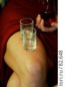 Купить «Женские коленки», фото № 82648, снято 25 августа 2007 г. (c) Vasily Smirnov / Фотобанк Лори