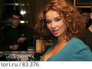 Купить «Анфиса Чехова», фото № 83376, снято 30 ноября 2006 г. (c) Алексей Довгуля / Фотобанк Лори