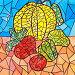 Детский рисунок. Натюрморт. Овощи. Гуашь., иллюстрация № 83444 (c) Таня Тараканова / Фотобанк Лори