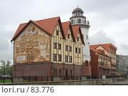 Купить «Этнографический комплекс «Рыбная деревня»», фото № 83776, снято 3 сентября 2007 г. (c) Parmenov Pavel / Фотобанк Лори