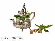 Купить «Марокканский чай», фото № 84020, снято 12 июля 2007 г. (c) Владимир Мельник / Фотобанк Лори