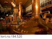 Купить «Пивоварня в Праге», фото № 84520, снято 15 декабря 2006 г. (c) Андреев Виктор / Фотобанк Лори