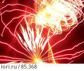 Купить «Фейерверк, огненные фигуры», фото № 85368, снято 26 мая 2007 г. (c) vitamin13 / Фотобанк Лори