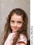 Купить «Маленькая принцесса», фото № 85812, снято 26 августа 2007 г. (c) Argument / Фотобанк Лори