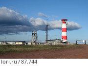 Купить «Метеорологическая станция и маяк», фото № 87744, снято 13 июня 2007 г. (c) Екатерина Соловьева / Фотобанк Лори