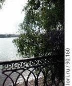 Купить «Набережная реки Обь. Новосибирск», фото № 90160, снято 18 августа 2005 г. (c) Derinat / Фотобанк Лори