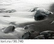 Купить «Морской берег», эксклюзивное фото № 90740, снято 3 августа 2007 г. (c) Михаил Карташов / Фотобанк Лори